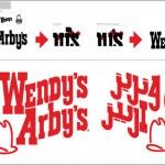 Wendy's / Arby's Logo Merge